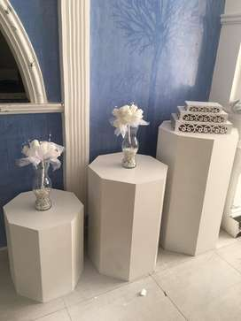 Alquiler de mobiliarios para fiesta a un excelente precio