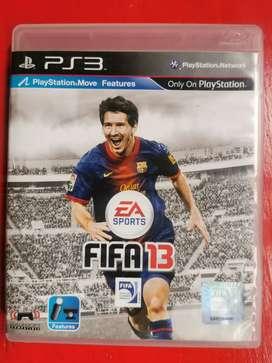 FIFA 13 Play 3
