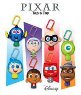 Peluches Pixar