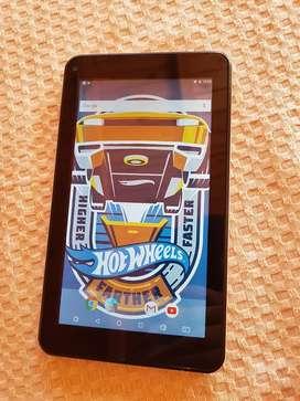 Tablet Hotwheels de 7 pulgadas segunda mano  Posadas, Misiones