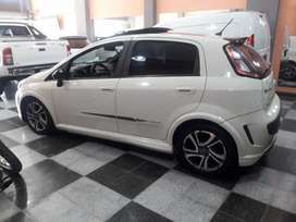 Fiat punto Sporting Blackmotion,