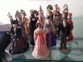 Muñecas Rusas antiguas