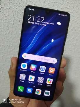 Huawei p30 como nuevo 128g dual sim