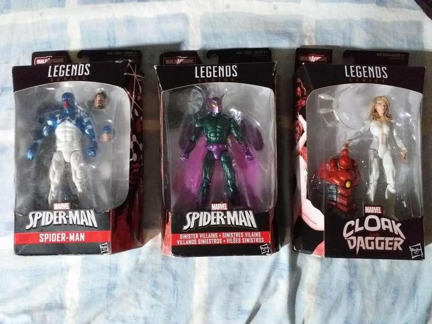 figuras marvel legends 0
