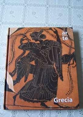 Enciclopedia Arte Universal: Grecia -1 Tomo- 290 Páginas