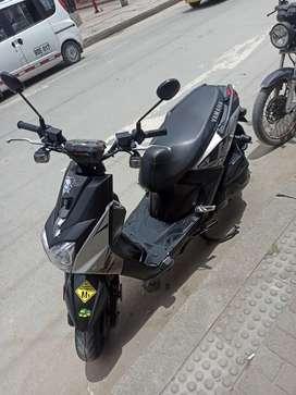 Moto bws fly. 8.200.000