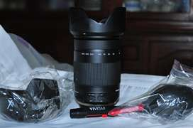 Lente NIKON NUEVO 18/400mm Tamron Para Nikon Dx