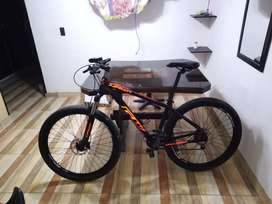 Se vende bicicleta GW HAWK