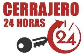 cerrajeria 24