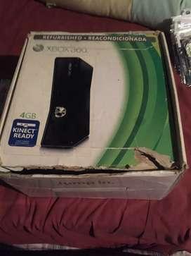 XBOX Usada Más Kinectic 360
