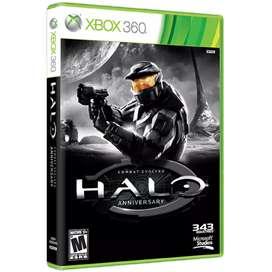 HALO ANIVERSARY (XBOX 360) ORIGINAL