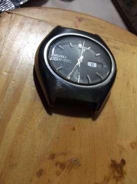 Vendo mi hermoso reloj marca seiko automatico en perfecta funcion