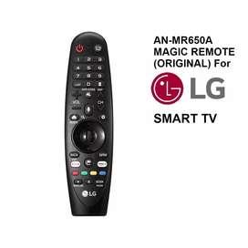 MAGIC CONTROL REMOTO SMART TV LG AN400/MR500/MR600/MR650/ 650A/700 segunda mano  Barracas, Capital Federal