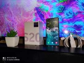 Samsung Galaxy S20 FE Dual SIM 128 GB cloud red 6 GB RAM