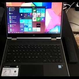Computador HP Convertible 2 en 1. 14-cd003la 500 GB