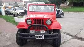 Jeep 4x2 de fibra