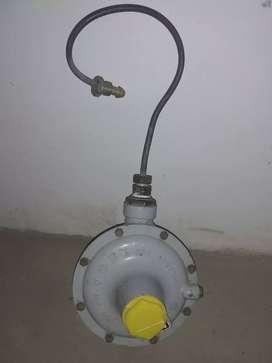 Regulador de gas para tubo de 45kg