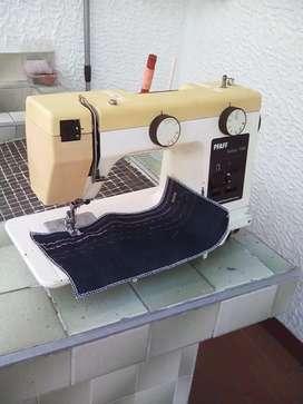 Maquina de coser familiar pfaff