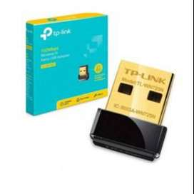 Adaptador Usb Nano Inalámbr N 150mbps Tp-link Tl-wn725n as