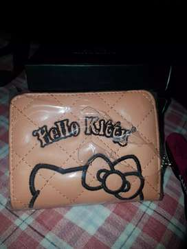Billetera Hello Kitty marca Tizza