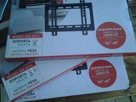 """SOPORTE TV. FIJO PARA PANTALLAS DE LCD-LED DESDE 23"""" HASTA 42"""""""