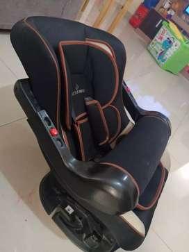 Asiento de bebé para auto