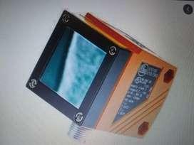 Sensor De Distancia Diffuse, Luz Láser, Alcance 0.2 A  10 M