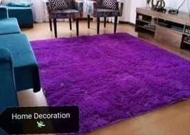 Hermosas alfombras tela peluche