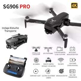 Drone Sg906 Pro camara 4k 2 ejes cardan estabilizador
