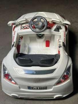 Carro electrico y a control
