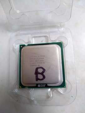 Procesador Intel Celeron Dual Core E 3400- 2,6 GHZ