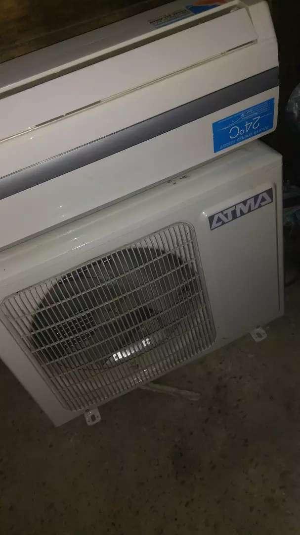 Aire acondicionado frío solo atma de 3200 frigorías 0