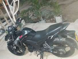 Vendo moto akt cr5 200