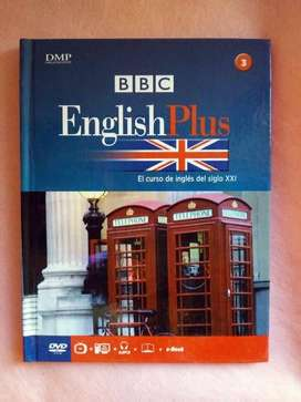 ENGLISH PLUS    BBC   LIBRO CON DVD