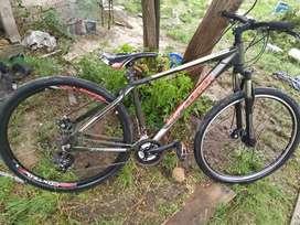 Bicicleta explorer 29en excelente estado