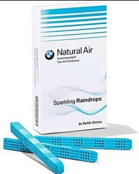 Aromatizante bmw air freshner refill