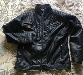 Chaqueta negra talla XL