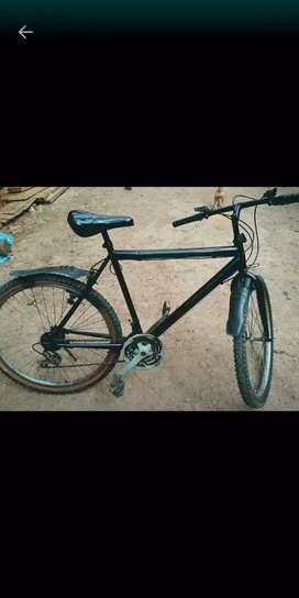 Vendo una bicicleta motivo de viaje