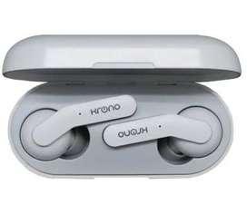 Audifonos Bluetooth 5.0 Krono K10 2.5 Horas 10 M 45 Mah