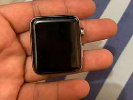 Apple Watch 42mm serie 2 acero inoxidable y vidrio de zafiro