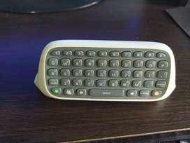 Teclado para control de xbox 360
