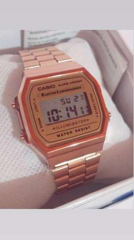 Reloj Casio Retro Vintage- original