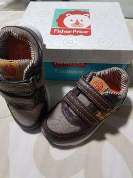 Zapatos Fisher-Price niño
