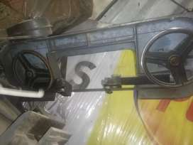 Se vende  segeta eléctrica o tronsadora plana
