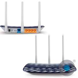 ROUTER DOBLE BANDA INALAMBRICO 3 EN 1 ARCHER