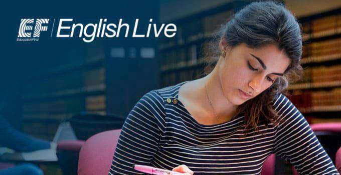 CURSO ENGLISH LIVE X 1 AÑO 0