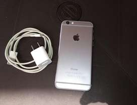 Vendo iphone 6 usado excelente estado