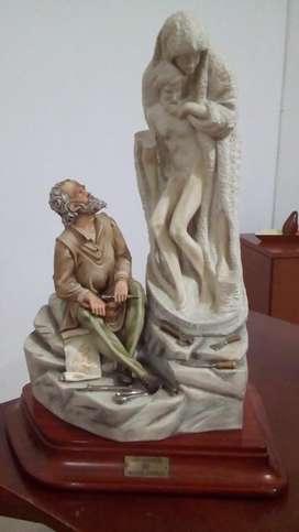 Escultura Pietra Rondanini
