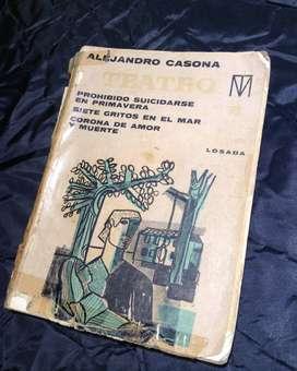 Alejandro Casona Teatro