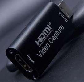 Capturadora de video 4k 2.0